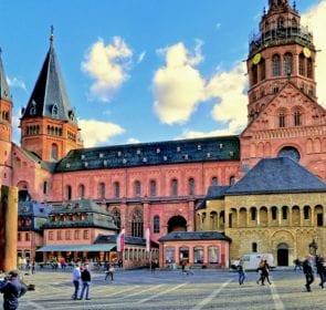 Umzug Mainz