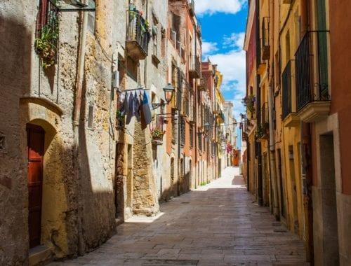 Umzug Spanien