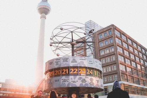 Umzugsunternehmen Berlin
