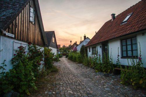 Umzug nach Schweden