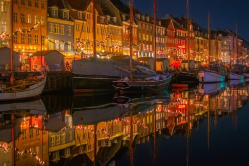 Umzug nach Dänemark