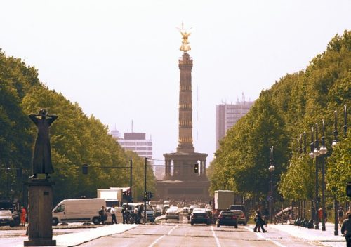 Umzug in Berlin